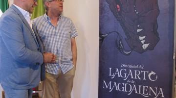 20170621 Presentación Día del Lagarto de la Magdalena