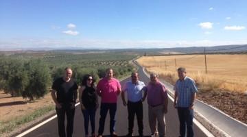 20170628 Visita obras carretera Torrequebradilla-Vados de Torralba (3)