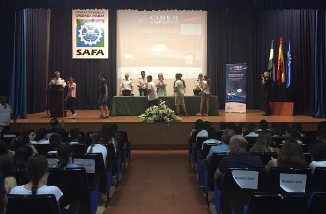 220617 Clausura curso del CNP Ciberexperto en Andújar (2)