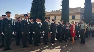 260617 Molina recibe 34 nuevos guardias civiles (1)