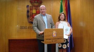 Alcalde y II Plan de Igualdad