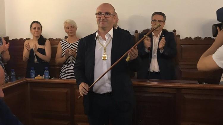 Anguita alcalde de Torredonjimeno