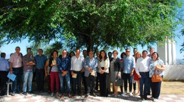 Caballero-Encuentro centros educación permanente Porcuna 24-06-17