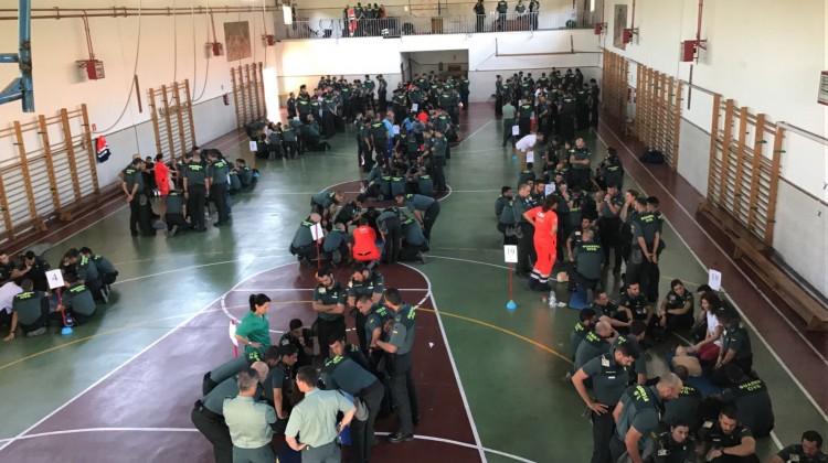 Jornadas del 061 en Baeza (junio-17)