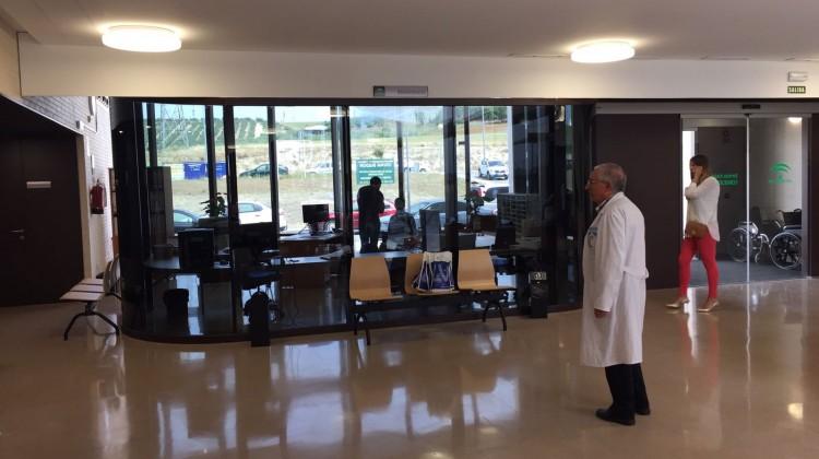 Centro de Salud de Bailén que abrió sus puertas el pasado mes de abril.