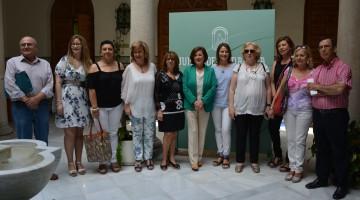 La consejera de Igualdad y Políticas Sociales, María José Sánchez Rubio, ha presentado hoy en Jaén esta medida