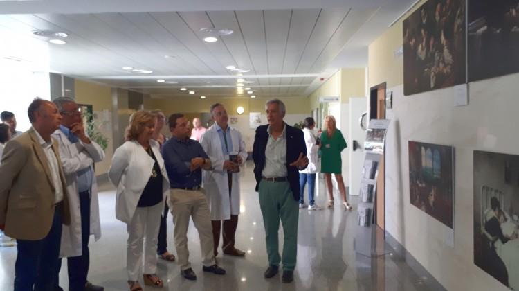 inauguracion arte y medicina 1
