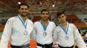 06-11.- Pablo Buendía, Romera y Eduardo en Jaca