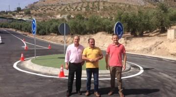 20170713 Visita obras acceso norte La Guardia de Jaén 1