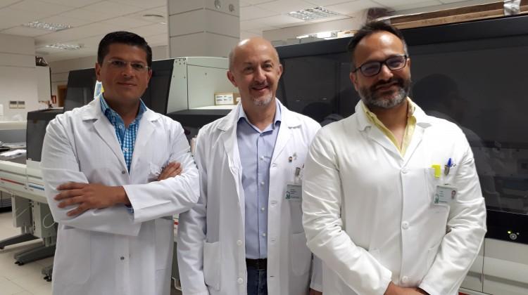 Premiados en el Hospital Alto Guadalquivir