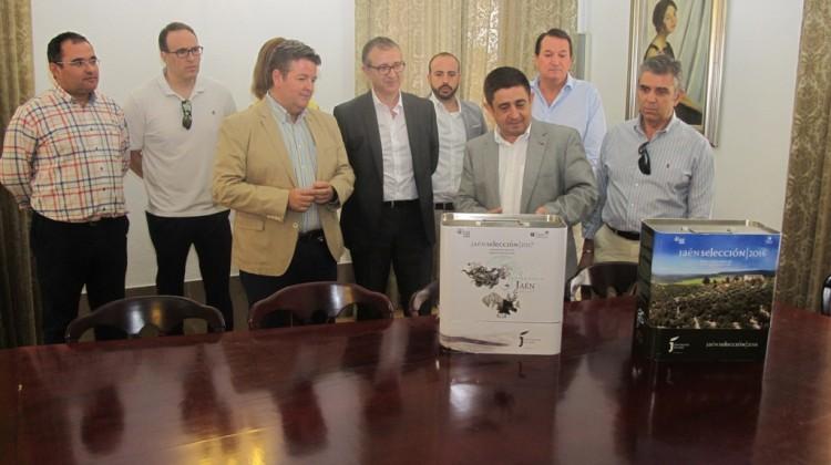 Presentación Estuches Jaén Selección restaurantes 3estrellas Michelin 4