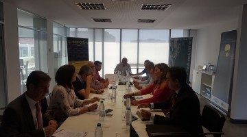 Reunión Fundación para el desarrollo del olivar
