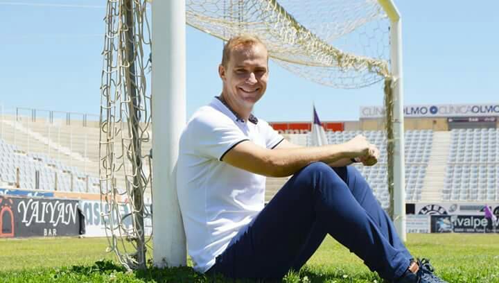 Emilio Muñoz defenderá desde ahora la plantilla del Real Jaén. FOTO: Iván Ballesteros