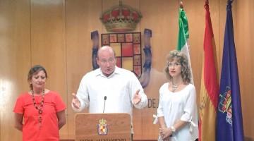 alcalde de Jaén