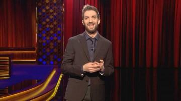 TELEVISION  comico David broncano