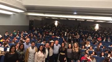 20170418 Inauguración III Foro de Jóvenes en Beas deSegura 1