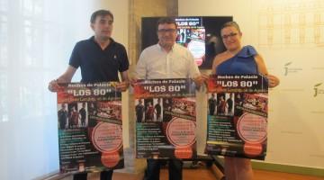 20170822 Presentación festival Los 80 en Castillo Locubín .Cartel 1