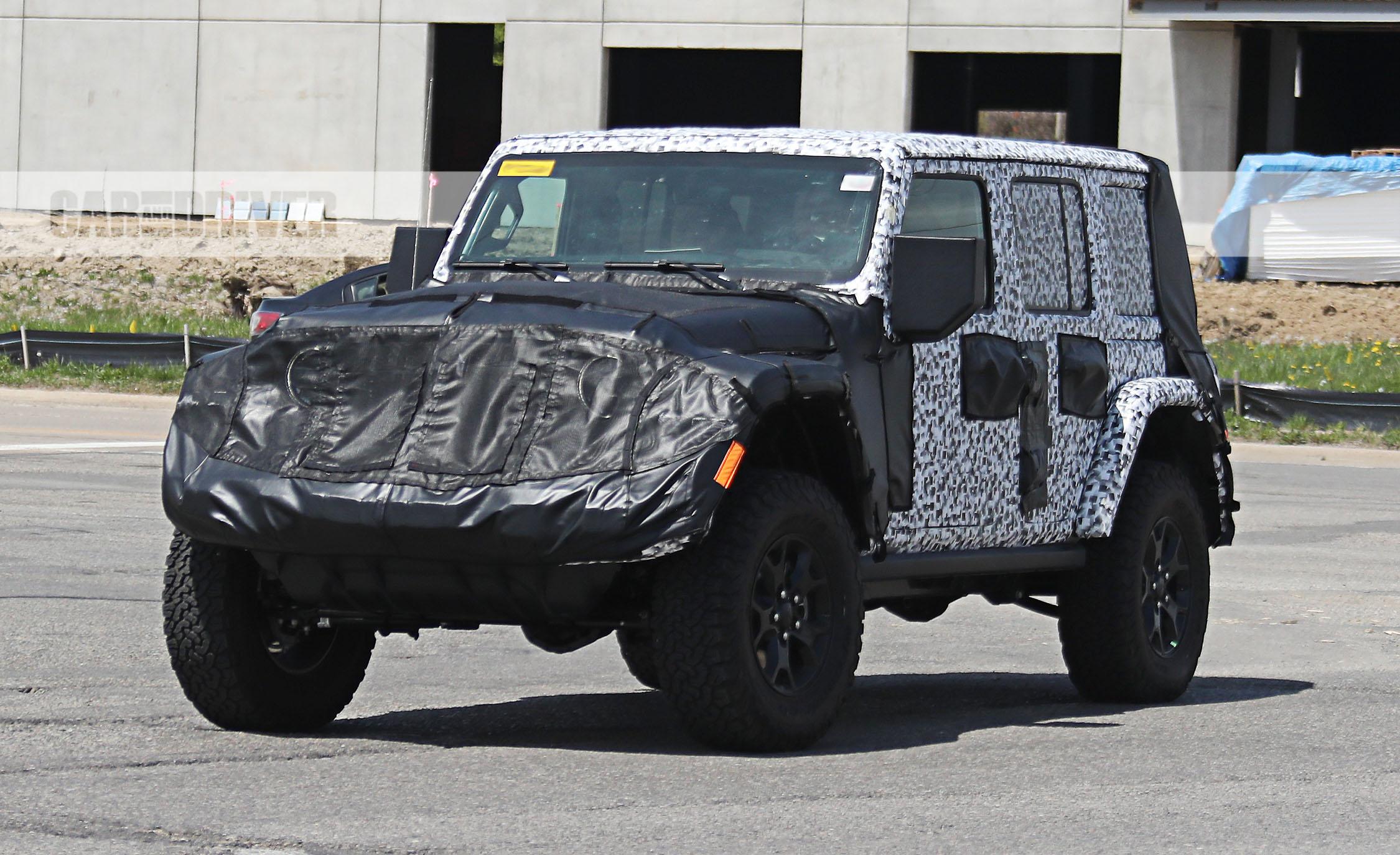 El nuevo Jeep Wrangler promete mejoras y cambios en su conjunto aunque hay cosas que no cambiarán en la próxima generación del Wrangler, manteniéndose fiel a sus principios.