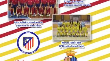 I TROFEO FERIA - FUTSI- MARTOS FS