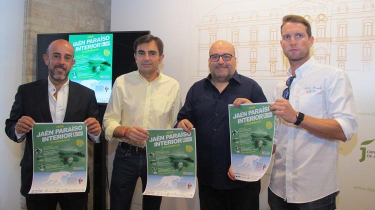 20170914 Presentación competición solidaria I Travesía JPI Pantano El Tranco 2