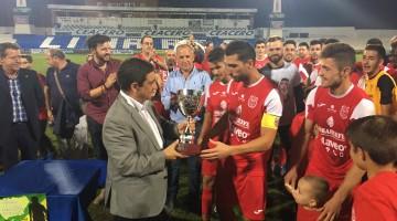 20170920 Final IV Copa Presidente Diputación-equipo ganador
