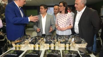 20170920 Inauguración espacios museo aceite Fuensanta Martos - 1