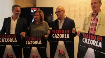 20170920 Presentación Festival Internacional de Teatrode Cazorla 1