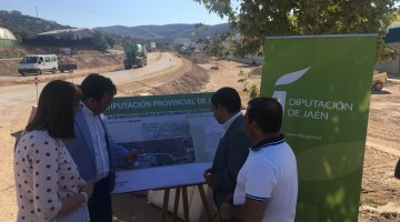 20170920 Visita obras carretera Martos-Fuensanta de Martos 1