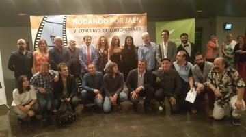 20170921 Jurado y directos V Concurso Rodando por Jaén