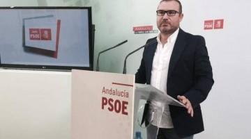 Carlos Alberca, concejal del PSOE en el Ayuntamiento de Jaén.