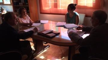 Cobo reunión Col Ingenieros Minas. VII.2017