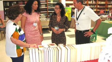 Donación libros cultura a la Prisión