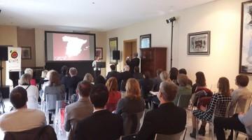 Foto presentación Embajada Varsovia 2