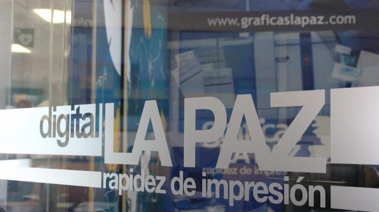 GLP impresión digital