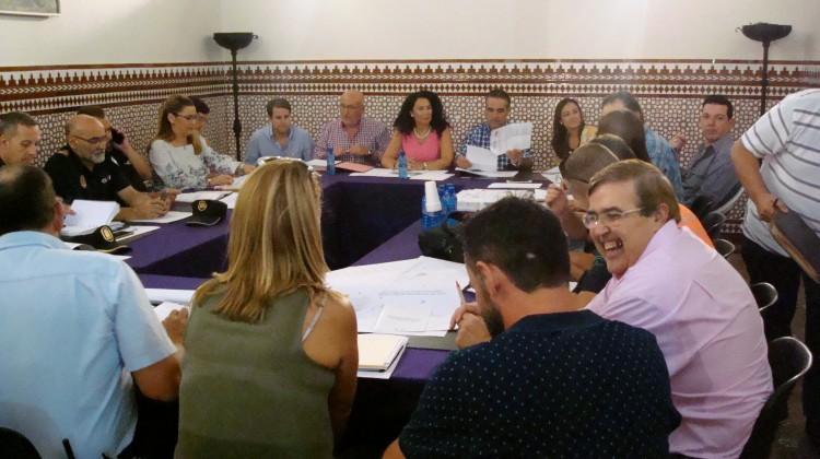 Reunión de coordinación de feria 2017