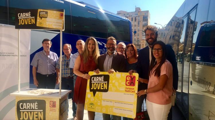 Valdivielso y Morillo-Carné Joven Bus Sierra Mágina 20-09-17