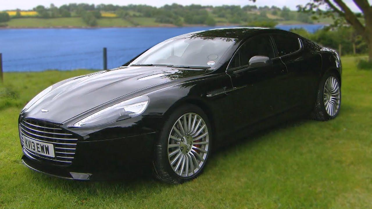 Lujo absoluto y deportividad en altas prestaciones para la berlina de cuatro puertas de Aston Martin.