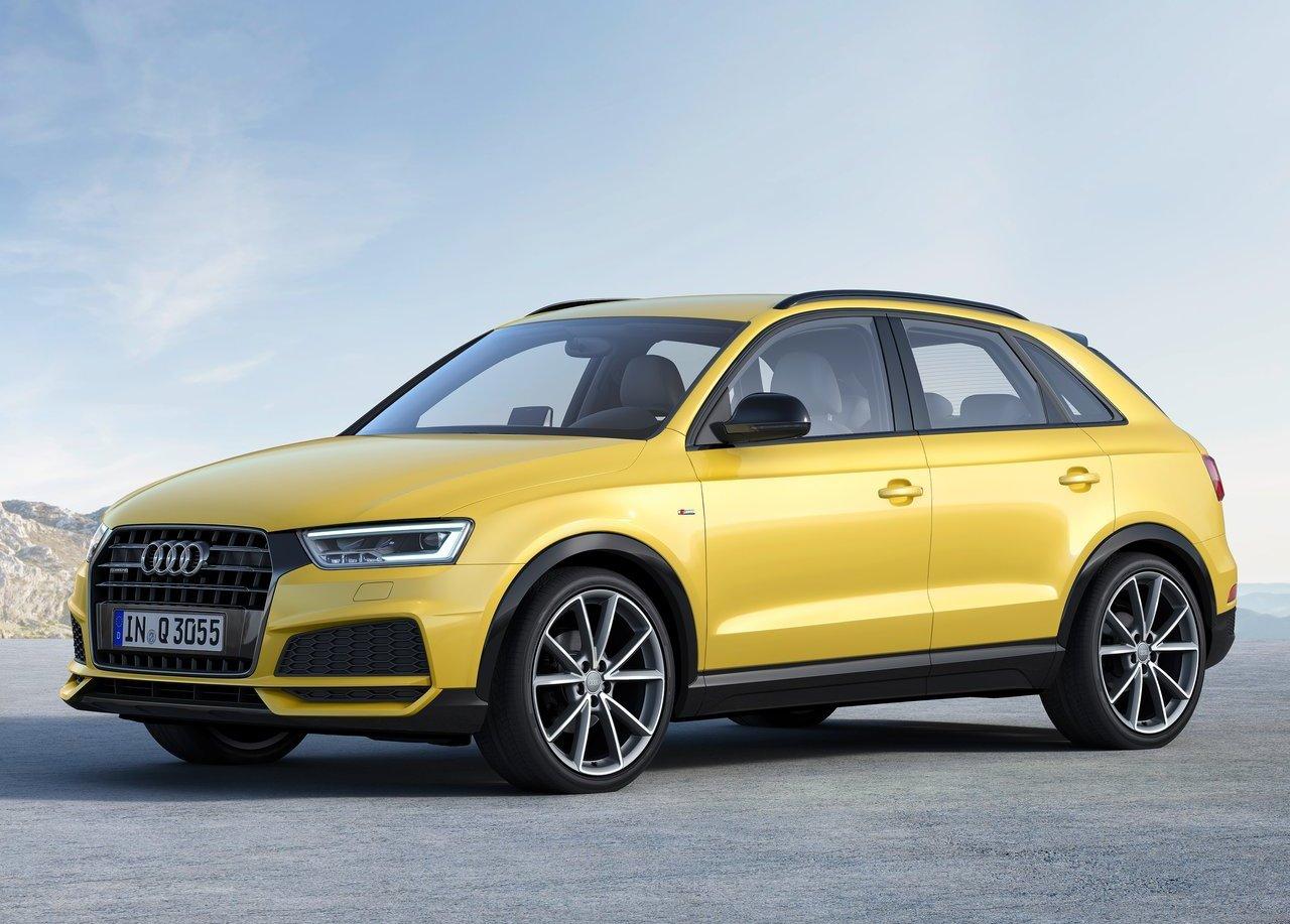 El Audi Q3 2017 estará disponible en otoño de este año.