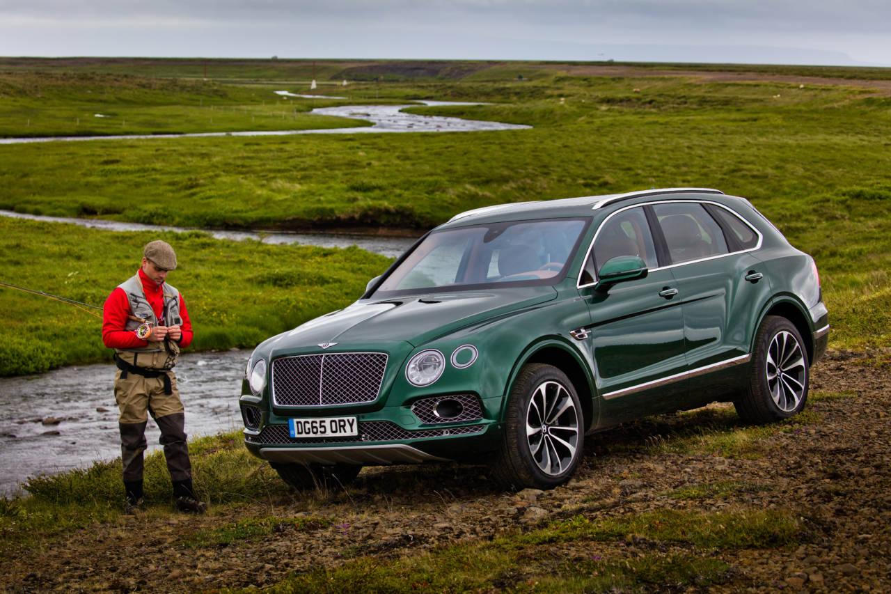 Exquisita revolución que se salta todos los tradicionalismos de Bentley