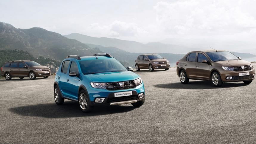 Algunos cambios estéticos serán las modificaciones más relevantes de los Dacia.