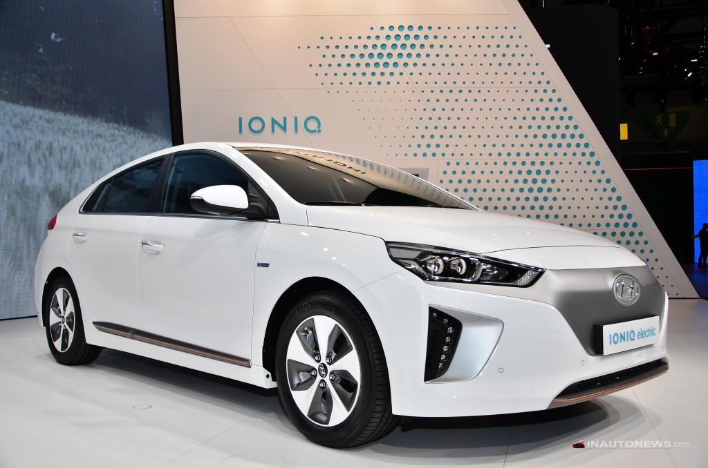 El producto más avanzado e innovador se da en el Hyundai Ioniq.