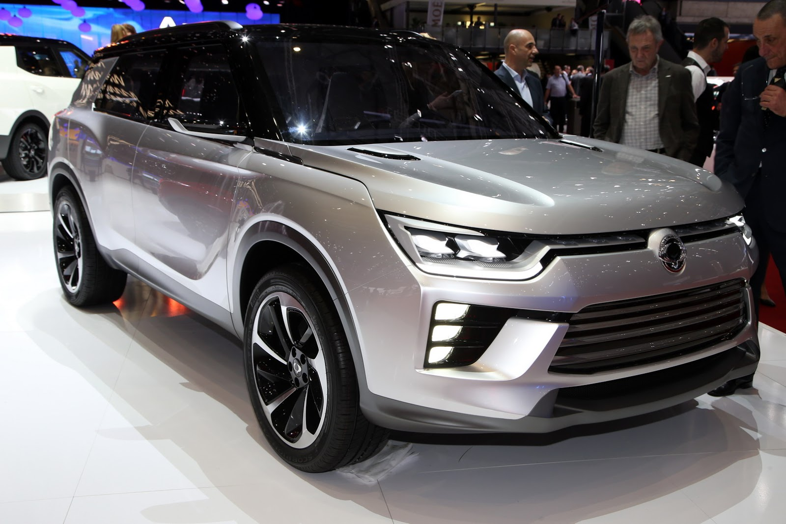 SsangYong moderniza su gama con nuevos y eficientes modelos.
