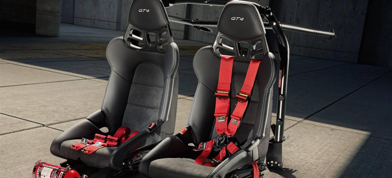 Ergonómicos, ligeros, resistentes y seguros, los Baquet se usan en la competición automovilística.