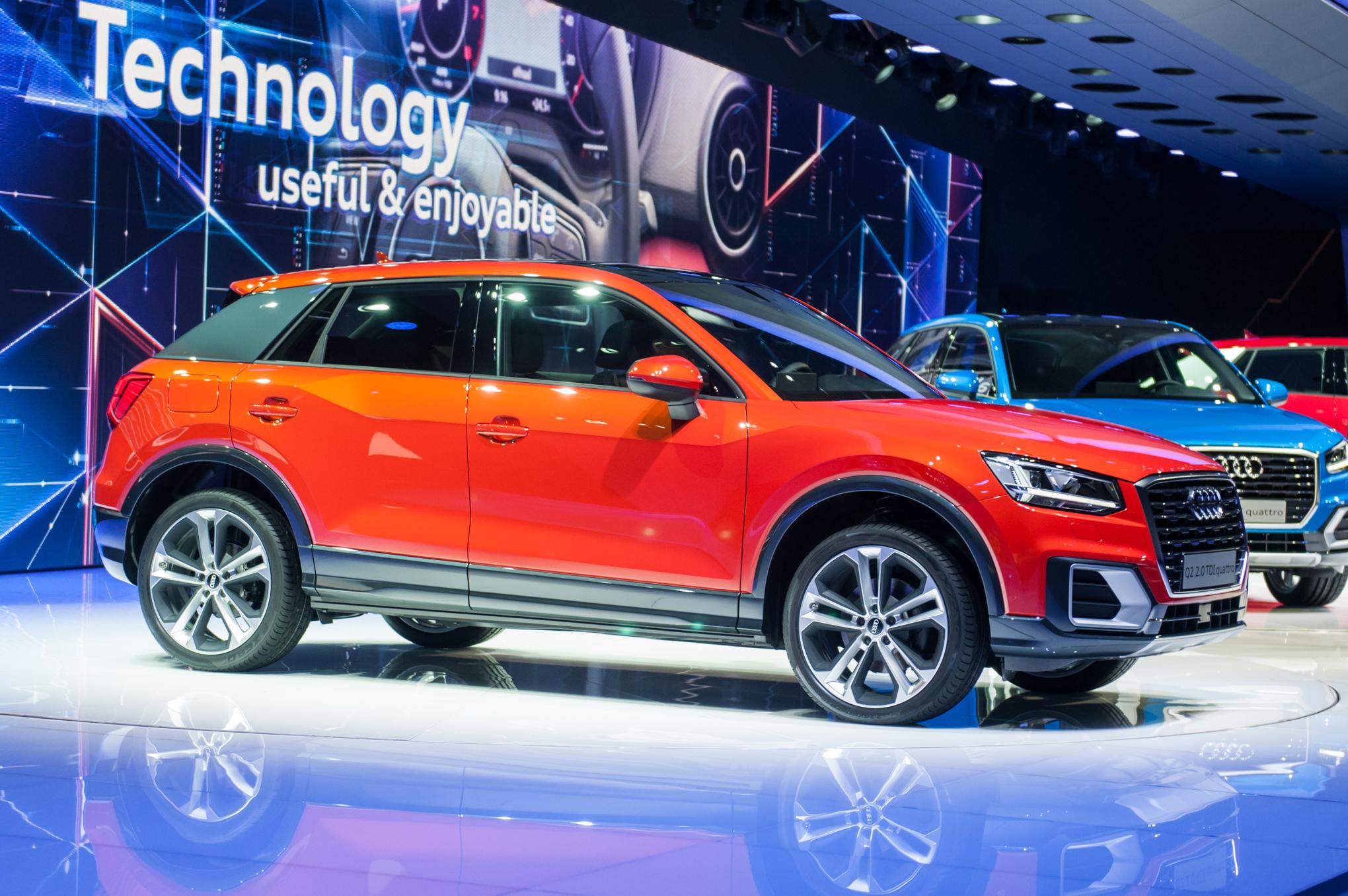 """El """"pequeño"""" Audi Q2 viene cargado de tecnología, agilidad y eficacia."""