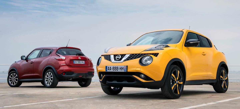 El Nissan Juke apasiona los sentidos y revoluciona el segmento de los SUV ciudadanos.