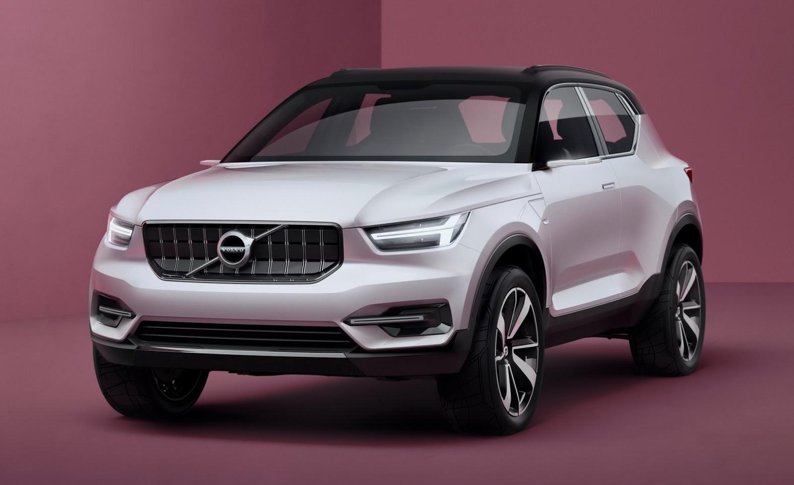 El nuevo Volvo XC40 supondrá un fuerte impulso en las ventas de la marca sueca.