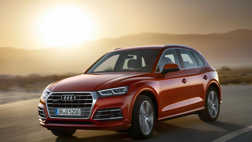 El nuevo Audi Q5 recibe estética nueva y aumenta su seguridad, tecnología y consumos.