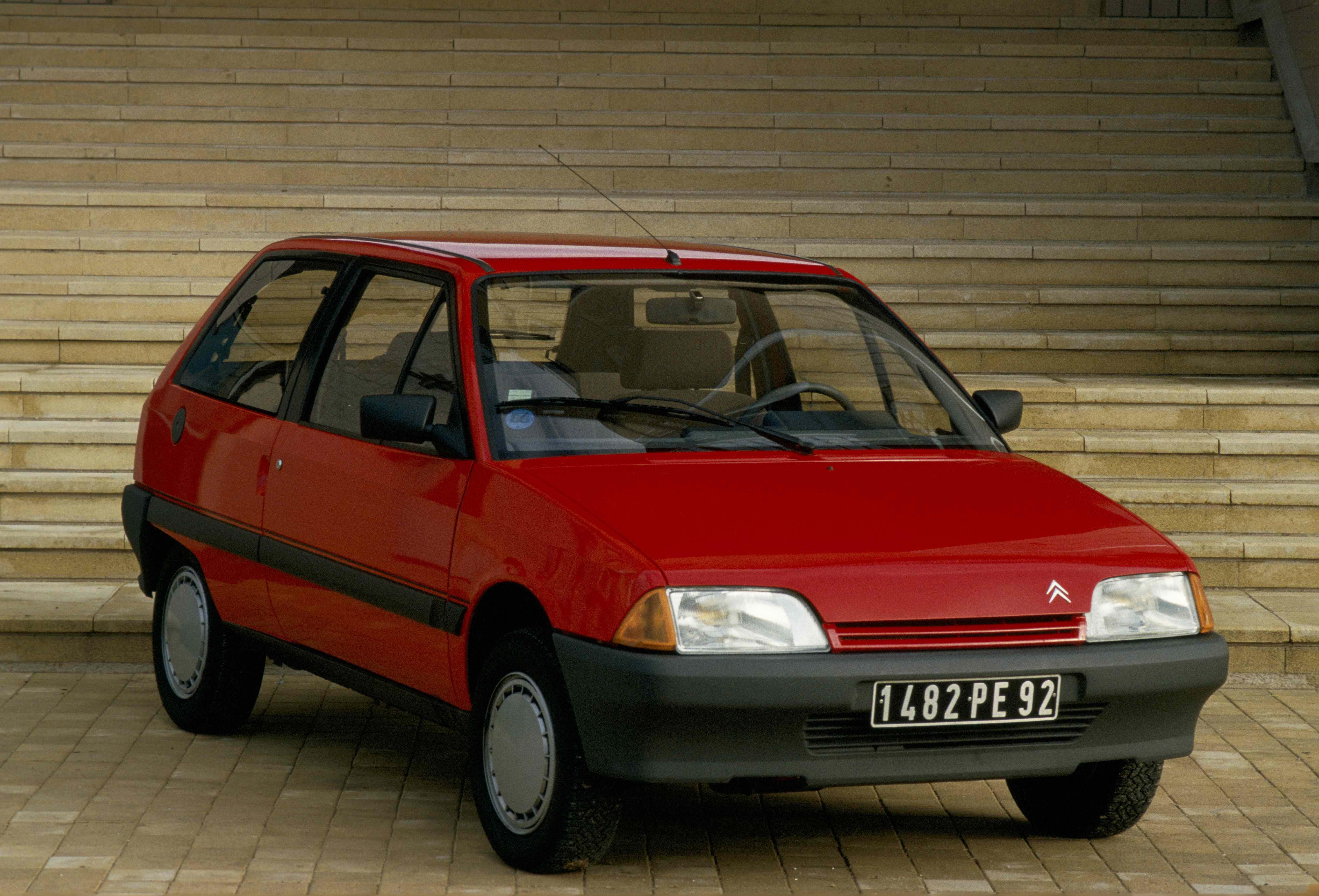 El Citroen AX marco un antes y un después en la marca que aun sigue vigente en cuanto a filosofía y producto.