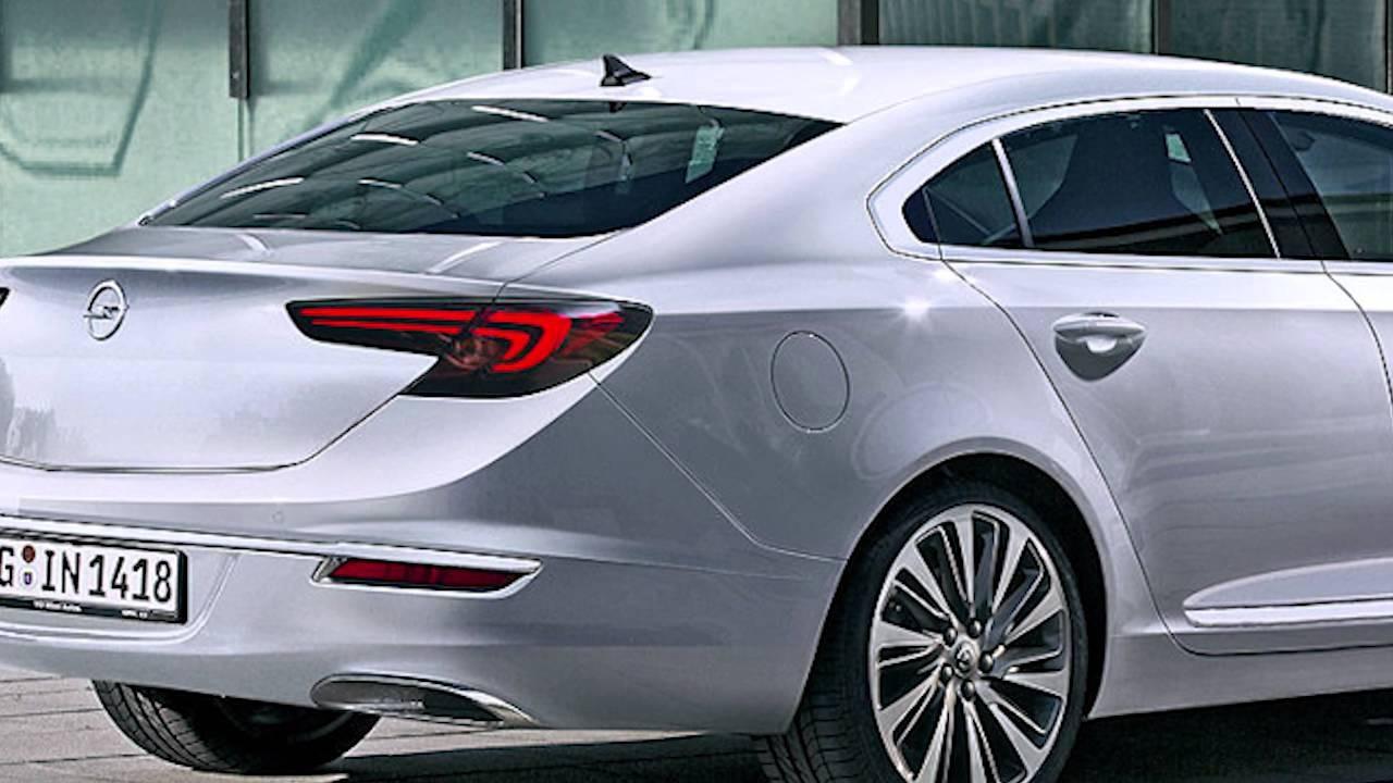 La segunda generación del Opel Insignia llegara en 2017 con importantes novedades tecnológicas, más seguridad y profundos cambios en su conjunto.