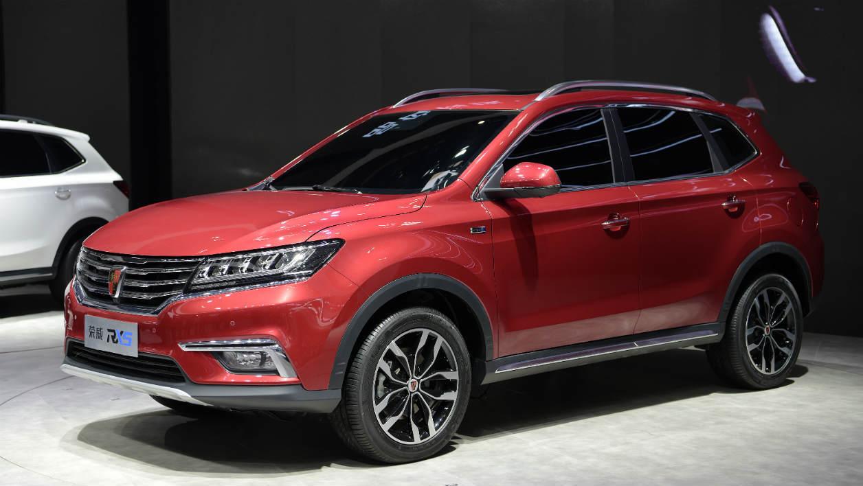 La tecnología china aplicada al sector el automóvil, fabrica coches inteligentes como el Alibaba RX5.